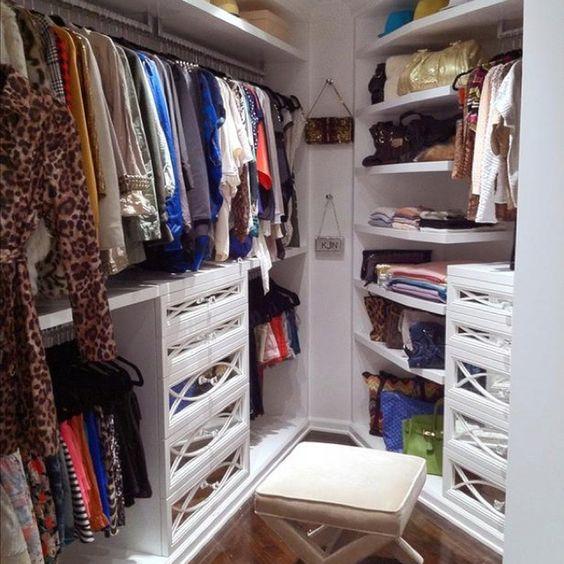 Kendall Jenners closet