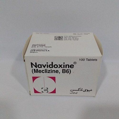 نافيدوكسين Navidoxine Tablet Takeout Container Container