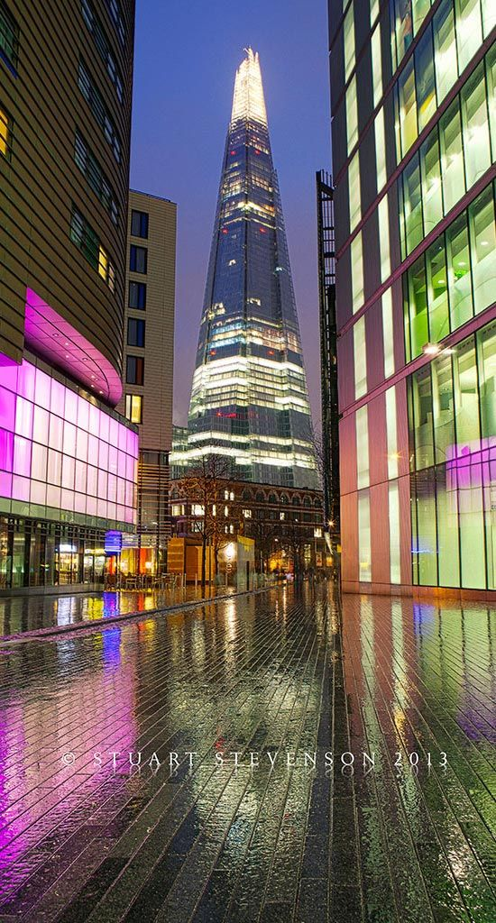 The Shard - London - Most Beautiful Pictures - The Shard is a 95-storey skyscraper in London.