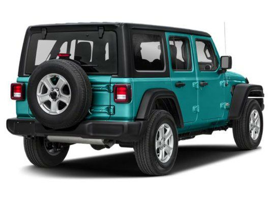 The 2019 Jeep Wrangler Is A Rugged Two Or Four Door Suv That Is An