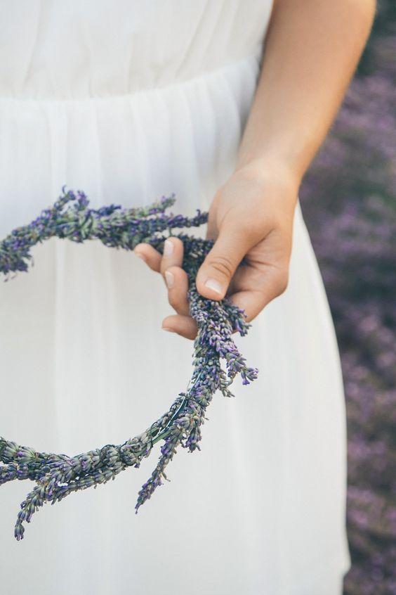 Inspirationssonntag: After-Wedding im Lavendelfeld der Provence von hochzeitslicht   LUMENTIS Fotostudio