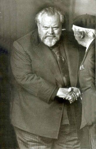 Centenario de Orson Welles - RTVE.es. Europa Press Orson Welles en una imagen de 1979.