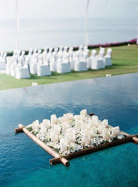 Idee per decorazioni piscina! 1