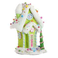 candy wonderland christmas decorations - Buscar con Google
