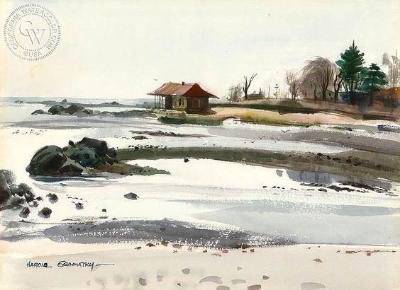 Schlaet Point, (Westport), 1948