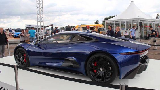 Jaguar CX75 Interior. Exceptionnel Pinterest