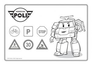 Activities Robocar Poli Robocar Poli Craft Activities For Kids Paper Crafts Diy