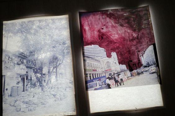 """Leben? Oder Theater? Ein Singspiel"" by Charlotte Salomon on purple DIARY - TOUR OF DOCUMENTA (13), Kassel"