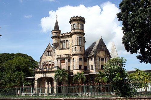 Stollmeyers Schloss Ort: Port of Spain, Trinidad
