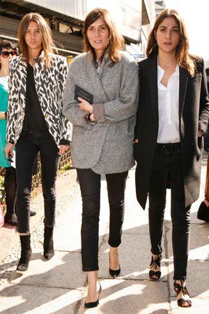 The Vogue Paris Team