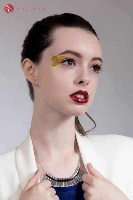 #Colour of Porcelain By Sebastian Coke #fashion #photographer
