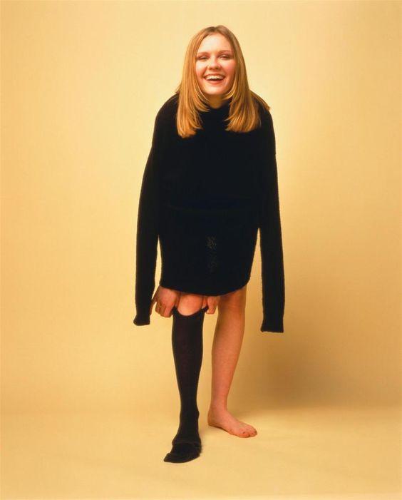 Kirsten Dunst by George Lange