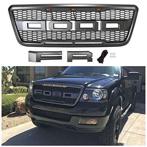 Seven Sparta Grill For F150 2004 2008 Raptor Style Grill Grill