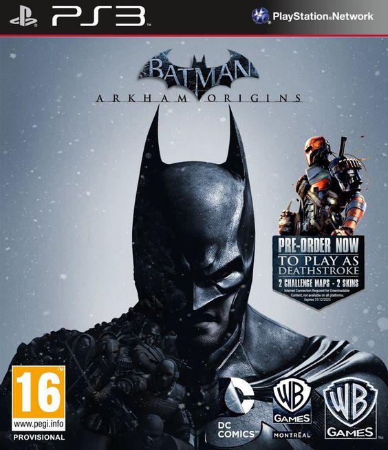 Batman Arkham Origins Batman Arkham Origins Batman Batman Arkham