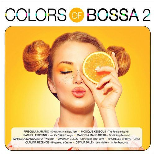 VA - Colors of Bossa 2 (2017)