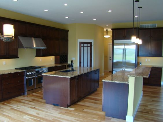 Nice large kitchen