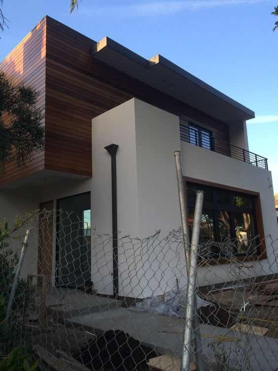 House design ideas and materials