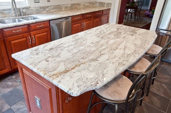 Granite Countertops Names : Original name white spring other s used bianco