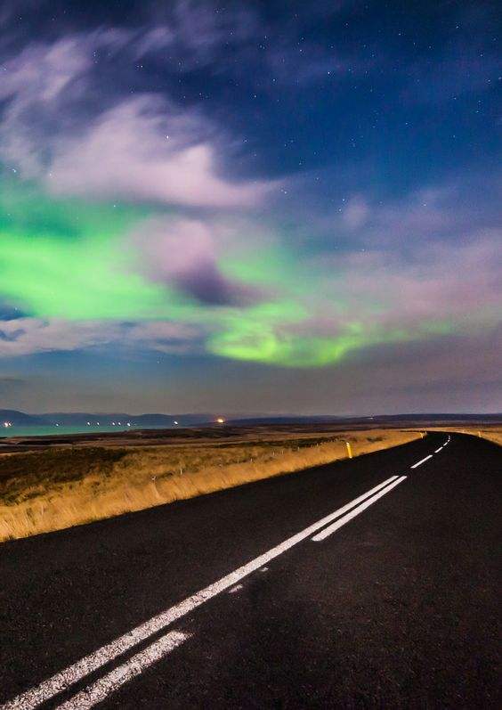 Ieland is the land of fire and ice (more ice but definitely still fire).  The landscape is covered in waterfalls, glaciers, mossy volcanic rock, black sand beaches, active volcanoes, and craters to name a few! Click through to Avenly Lane Travel to see 22 AMAZING photos of Iceland!