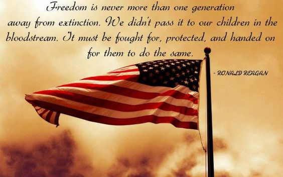 God Bless America: Happy Independence Day: Let Freedom Ring!