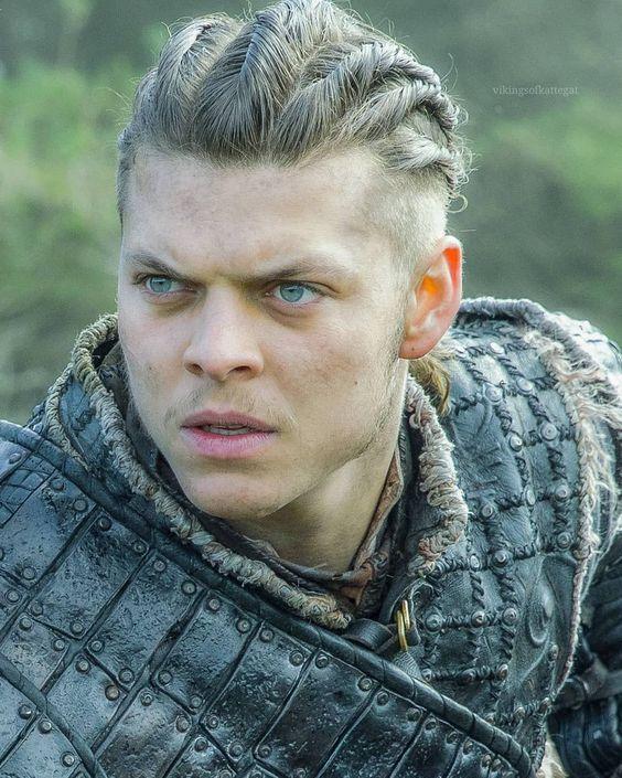 Ivar The Boneless Game Of Thrones Ivartheboneless Gameofthrones Viking Braids Ragnar Lothbrok Vikings Floki Vikings