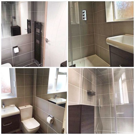 One of our recent installs️! #bathroom #beautiful #tiling #luxury https://instagram.com/bathroomboutiqueltd/