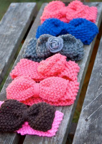 Headbands for Ruby Madeline