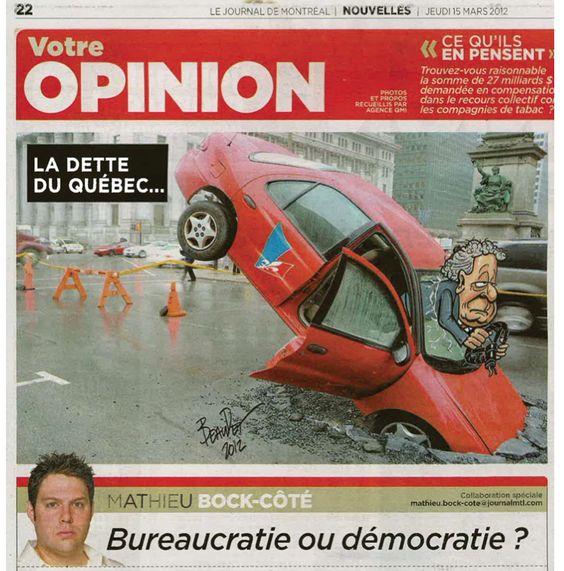 You know your campaign is a success when.... / Petite idée fait son chemin :)