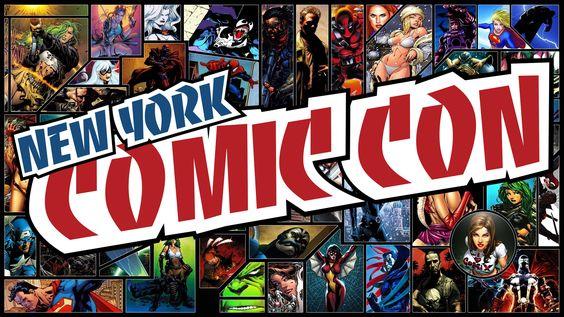 New York Comic Con: