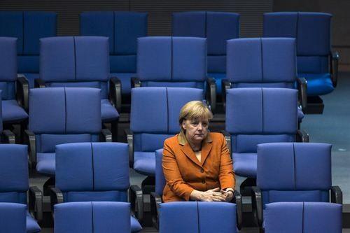 Merkel arremete contra Francia y Reino Unido por no plegarse a sus designios contables
