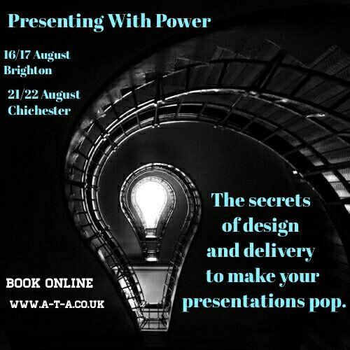 presenting with power masterclass