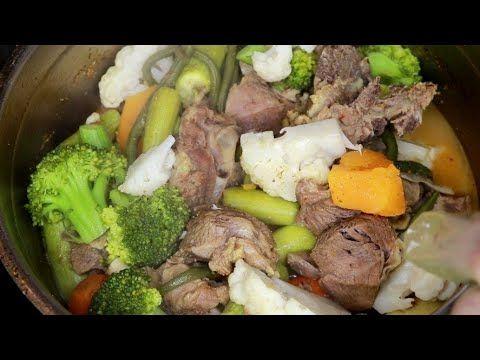 طريقة طبخ مسلوقة لحم بالخضار صحيه ولذيذه لاتفوتكم Youtube Food Tasting Beef