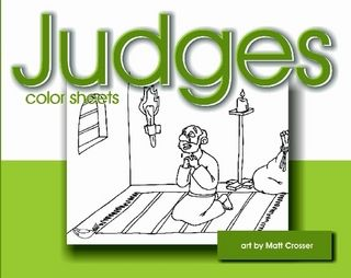 Judges Color Sheets