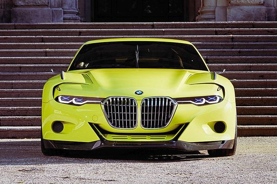BMW 3.0 CSL Hommage #automotive [ MasterAutomotive.net ]
