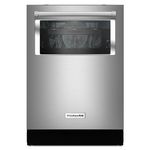 Pin By Lo Ena Pe Ez On Kitchenaid In 2020 With Images Built In Dishwasher Top Control Dishwasher Steel Tub