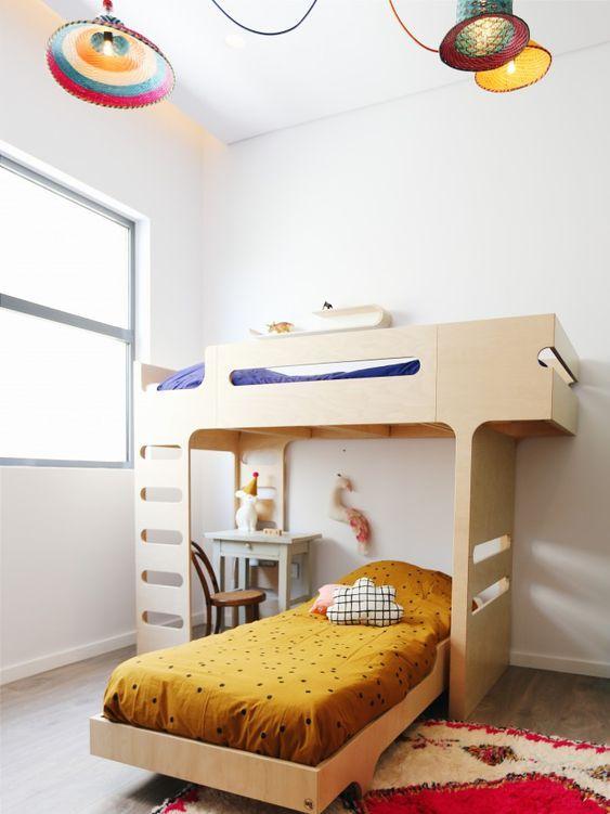 Inspiration Fur Zweikinderzimmer Kid Beds Kids Bunk Beds Futon Bunk Bed
