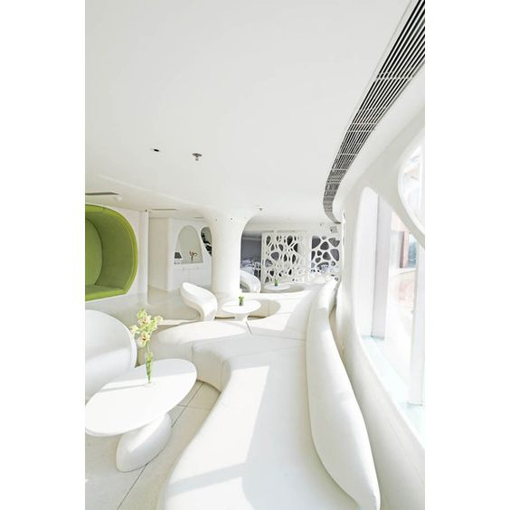 The Smokehouse Room SHRoom by The Busride Design Studio in New Delhi,... by None, via Polyvore