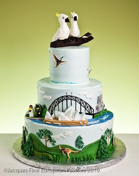 Scottish Cake Toppers Australia