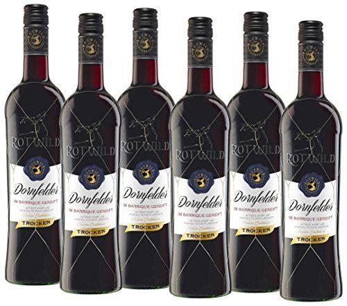 Deal des Tages Rotwild Dornfelder Barrique QbA trocken = ein vollmundiger, angenehm fruchtiger Rotwein  Rotwild Dornfelder Barrique QbA  trocken  (6 x 0.75 l) Ro... http://www.amazon.de/dp/B00BQ762TE/ref=cm_sw_r_pi_dp_vvZixb0XZ7AFE