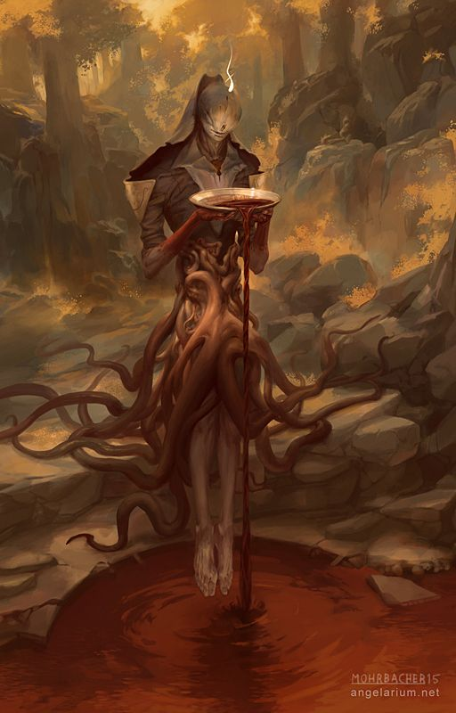 Nécronomicon, livre des Abysses 674c1178be2f32a72df3a7a213a08f09