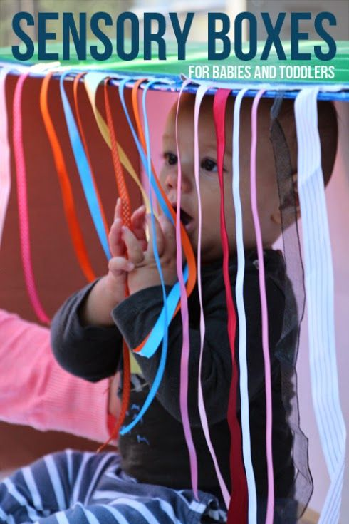 56 Sensory Play Ideas For Babies