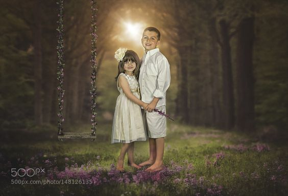 Lovely Kids by amerphotos. @go4fotos