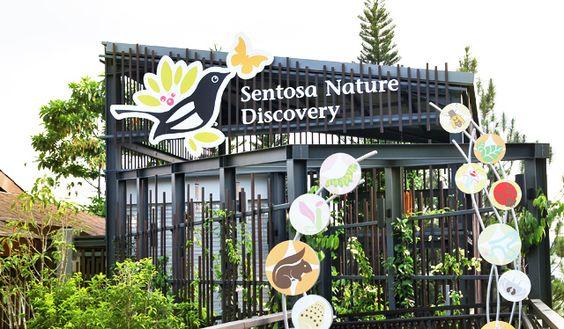 Khám phá thiên nhiên Sentosa (Sentosa Nature Discovery)