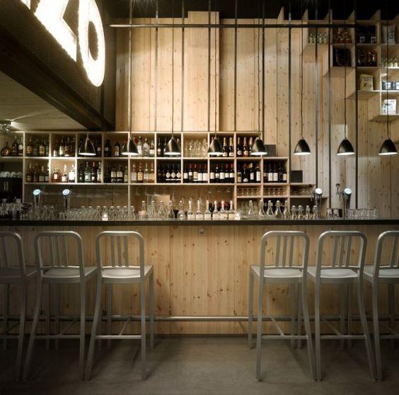 Cafe Mazzo by Concrete Architectural Associates
