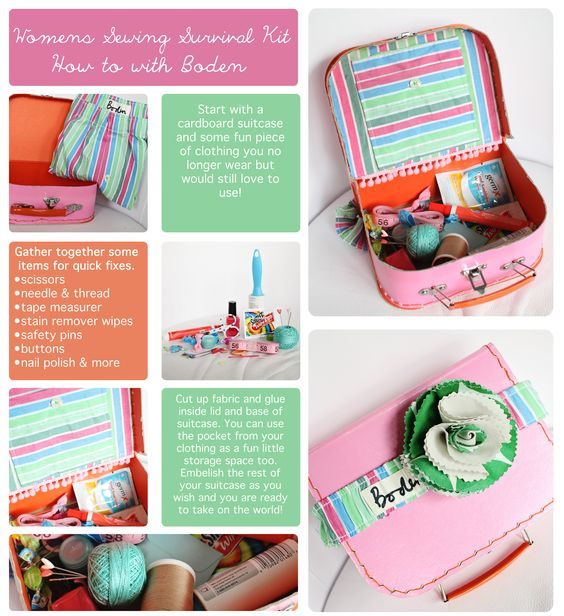 Photographer and blogger Lindsey Bonnice has created this handy 'How To' exclusively for Boden fans...