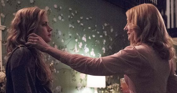 The HBO miniseries Sharp Objects, adapted from Gillian Flynn's debut novel, is so much more than a small-town murder mystery. It's a psychological exploration of the many ways that society hurts and manipulates women.