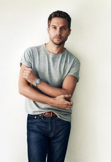 Recognize this smolder? Former O.C. star Logan Marshall-Green suits up fpr 'Prometheus'