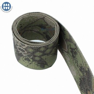 "Kryptek™ Mandrake Polyester Webbing  1"" (25mm)  (By the yard)"