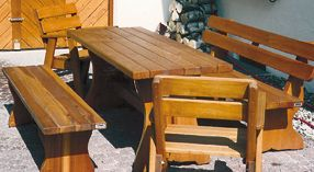Holz König - Übersee am Chiemsee | • Sägewerk • Holzhandel • Gartenmöbel