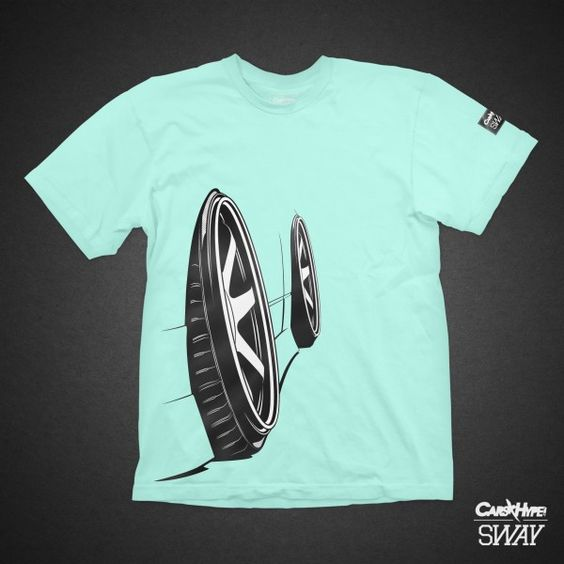 Brilliant simple t-shirt design (via @Cars_X_Hype )   Car T-Shirts ...